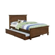 Coaster Kinsley Trundle in Country Brown