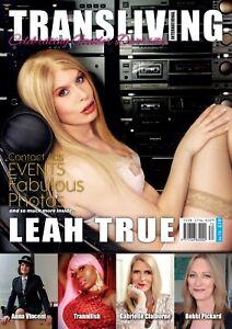 Transliving 70 Magazine Transgender, Non-Binary, X-Dress, Transvestite Lifestyle