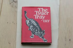 B B The Tyger Tray 1971 First Edition ill. by Watkins Pitchford