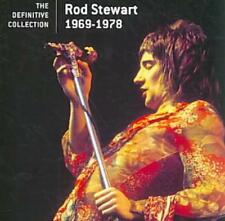 ROD STEWART - THE DEFINITIVE COLLECTION 1969-1978 NEW CD