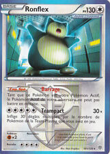 Ronflex -N&B:Tempête Plasma-101/135-Carte Pokemon Neuve France