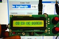 New Design - CW Trainer Decoder Morse Code Audio Decoding Morse Code Practice