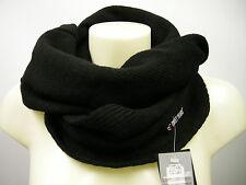 Scaldacollo sciarpa scarf SWEET YEARS art.MS1494 col.36 nero black Italy