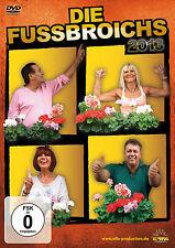 Die Fussbroichs 2013 - Die einzig reale Familienserie, 2 DVD Set NEU + OVP!