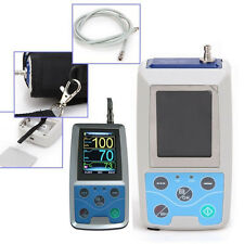 Nibp Monitor 24hour Ambulatory Blood Pressure Holter Abpm50pc Software