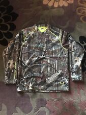 Under Armour Mossy Oak Infinity Deadcalm Shirt Jacket-L