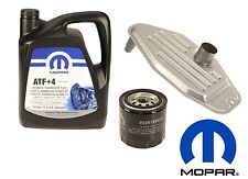 Jeep Dodge 45RFE / 545RFE / 68RFE Transmission Service Kit with Fluid MOPAR