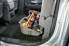 DU-HA 10301 Gray Under Rear Seat Storage For Silverado Sierra Crew Cab 2014-17