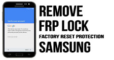 Samsung FRP Lock Suppression de compte Google S10 S8 S9 S9 + Onglets NOTE