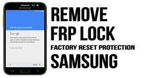 Samsung FRP Lock Suppression de compte Google S10 S8 S9 S9 + Onglets NOTE