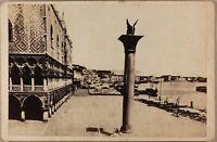 Italia Venezia Palais Dei Doge Foto PL7c Vintage Albumina Ca 1865