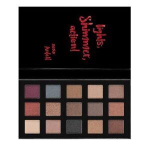 Ardell Pro Eyeshadow Palette - 15 Shimmer Eyeshadows - Boxed