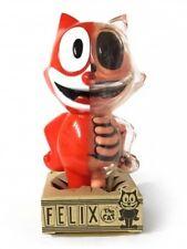 "NEW SECRET BASE Felix The Cat X-Ray Full Color Red G.I.D. 6.2""Figure ToyDoll F/S"