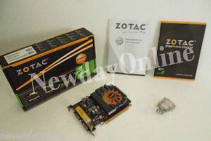ZOTAC GeForce GT620 Synergy Edition PCIe  2GB DVI HDMI 64-bit 299-9N231-001ZT