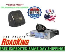 ROADKING CB RADIO FULL SIZE RK56 MICROPHONE USB SWR PA HAM TUNED + FREE SPEAKER