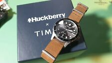 Limited Edition Huckberry x TIMEX Men's Quartz Diver - No. 69/700 - Like New!