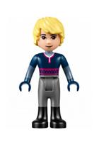 Lego Kristoff 41066 Frozen Disney Princess Minifigure