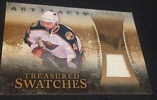 GUILLAUME LATENDRESSE 2010-11 UD Artifacts Treasured SWATCHES Game Used JERSEY