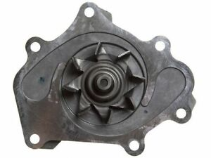 Water Pump For 2014 Infiniti QX70 5.0L V8 GAS V485YF Water Pump (Standard)