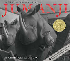 Jumanji by Chris Van Allsburg (Mixed media product, 2011)