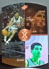 John Stockton card Bronze 97-98 SPx #45