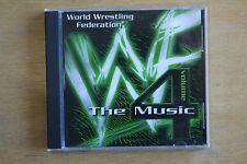 Jim Johnston*  – WWF The Music Volume 4     (C353)