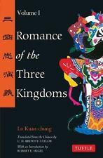 Romance of the Three Kingdoms Volume 1 by Kuan-Chung Lo English Paperback LOTFOL