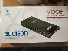 Audison Voce Quattro Car Amplifier brand new in box