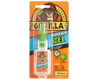 Gorilla Super Glue Gel 15g For Wood, Ceramic, Paper ,Rubber, And More