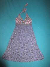 ATHLETA Womens Purple Halter Dress Size 0