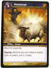 WoW: World of Warcraft Cards: POLYMORPH 58/361 - played