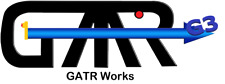 GATR Works 3 volt coin cell battery 5 pack