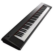 Yamaha Piaggero NP32 76-Key Portable Keyboard - Black