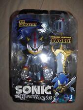 "shadow sir lancelot 4"" sonic the hedgehog and the black knight figure jazwares"