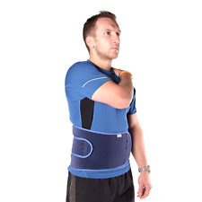 66fit™ Elite Back Support/Brace With Stays - Sports Injury Sprain Pain Relief