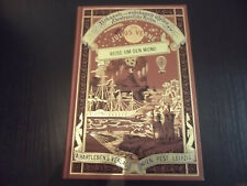 Jules Verne - Reise um den Mond Prachtausgabe Edition Hartleben