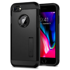 iPhone 8/7 Case I Spigen® [Tough Armor 2nd Gen] Dual Layered Protective Cover