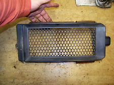 1984 Honda VT500 VT 500 Shadow Radiator Screen Cover Grill