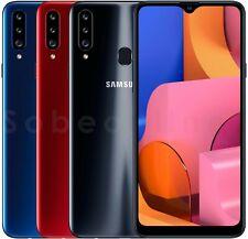 "Open Box Samsung Galaxy A20s  32GB 3GB RAM SM-A207M/DS (FACTORY UNLOCKED) 6.5"""