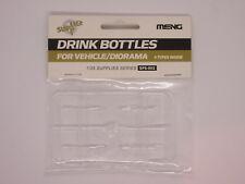 1/35 Drink Bottles for Vehicle/Diorama 4 types - MENG SPS 002