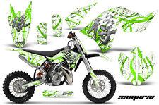 KTM SX65 SX 65 2009-2015 GRAPHICS KIT CREATORX DECALS STICKERS SAMURAI GWNP
