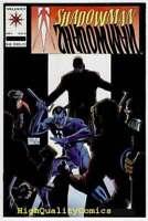 SHADOWMAN #8, NM, Valiant, 1st Master Darque, Dixon, unread, more in store