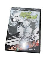 Get Real with Shaun T. Cardio and Strength DVD w/ 2 Workouts
