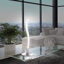 LED DISEÑO Lámpara de mesa salón mesa auxiliar Iluminación Interruptor Big Luz