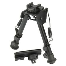 "CCOP USA 6"" to 8"" Heavy Duty Tactical Foldable Bipod Picatinny Rail Mount BP-79S"