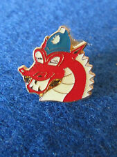 Police Charity Badge - Dragon
