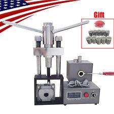 Dental Flexible Denture Machine Dentistry Injection System Equipment+ Free Gift