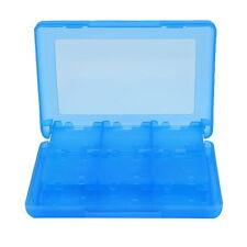 Ultimate Set 26in1 Blau Tasche Spiele-Hüllen Hard-Case etc für  3DS XY