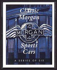 classique Morgan VOITURES DE SPORT COLLECTEUR CARTE Set - 4/4 Plus 4 8 trois