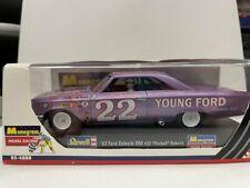 Monogram 85-4891 1:32 #21 Marvin Panch 1963 Ford Galaxie 500 Slot Car